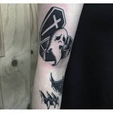 Ghost Tattoo Meaning 19