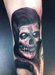 Ghost Tattoo Meaning 25