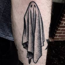 Ghost Tattoo Meaning 29