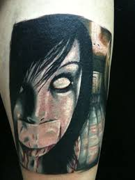 Ghost Tattoo Meaning 32