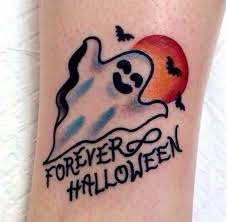 Ghost Tattoo Meaning 34