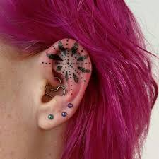 Helix Tattoo Meaning 19