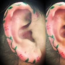 Helix Tattoo Meaning 38