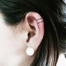 Helix Tattoo Meaning 48