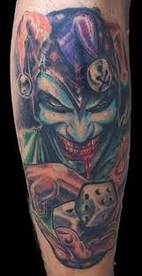 Jester Tattoo Meaning 11