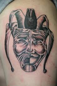Jester Tattoo Meaning 14