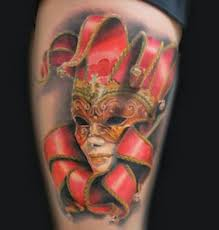 Jester Tattoo Meaning 17