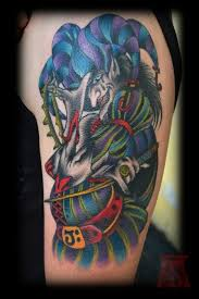 Jester Tattoo Meaning 2