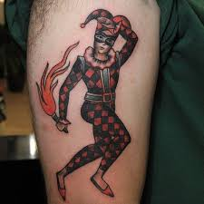 Jester Tattoo Meaning 21