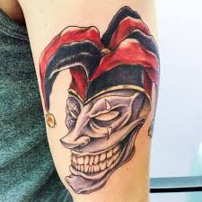 Jester Tattoo Meaning 26