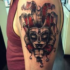 Jester Tattoo Meaning 28