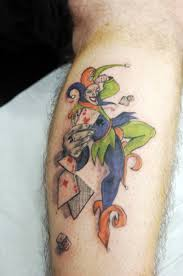 Jester Tattoo Meaning 31