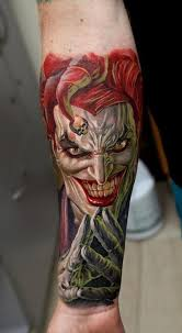 Jester Tattoo Meaning 33