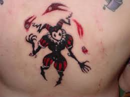 Jester Tattoo Meaning 34