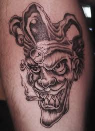 Jester Tattoo Meaning 38