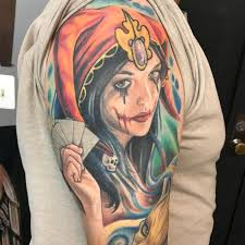 Jester Tattoo Meaning 39