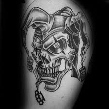 Jester Tattoo Meaning 4