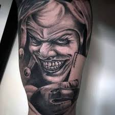 Jester Tattoo Meaning 42