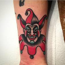 Jester Tattoo Meaning 43