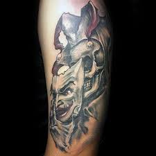 Jester Tattoo Meaning 44