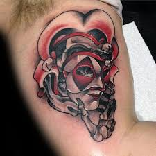Jester Tattoo Meaning 46
