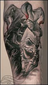 Jester Tattoo Meaning 5