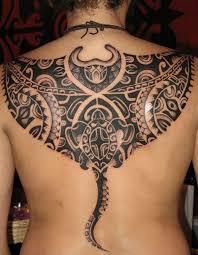 Manta Ray Tattoo Meaning 5