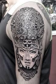 Mayan Tattoo Meanings 1