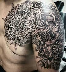 Mayan Tattoo Meanings 10