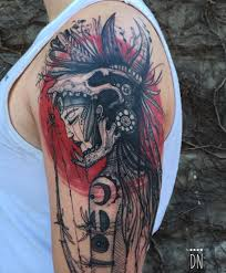 Mayan Tattoo Meanings 14