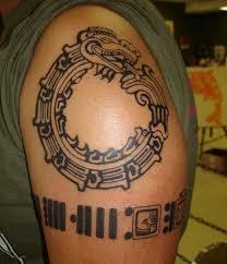 Mayan Tattoo Meanings 21