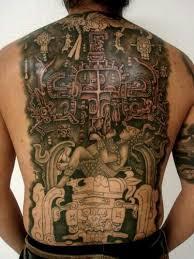 Mayan Tattoo Meanings 39