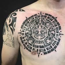 Mayan Tattoo Meanings 43