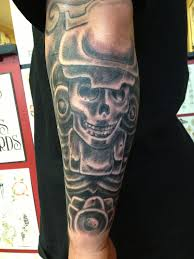 Mayan Tattoo Meanings 45
