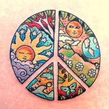 Peace Sign Tattoo Meaning 12