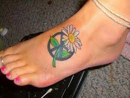 Peace Sign Tattoo Meaning 2