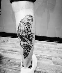 Plague Doctor Tattoo Meaning 16