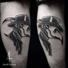 Plague Doctor Tattoo Meaning 28