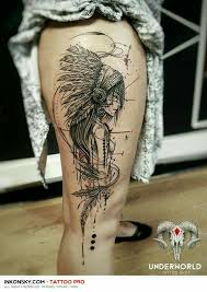 Pocahontas Tattoo Meaning 6