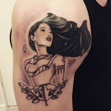 Pocahontas Tattoo Meaning 8