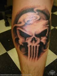 Punisher Tattoo Meaning 10