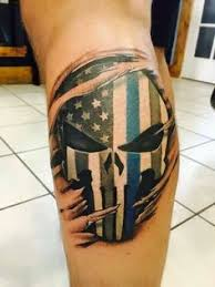 Punisher Tattoo Meaning 17