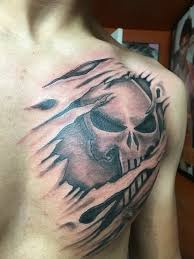 Punisher Tattoo Meaning 2