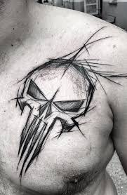 Punisher Tattoo Meaning 20