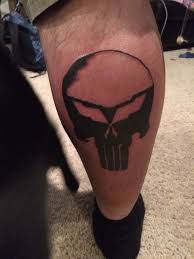 Punisher Tattoo Meaning 34