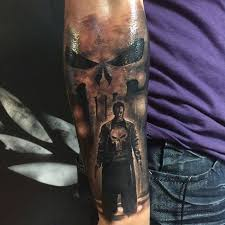 Punisher Tattoo Meaning 39
