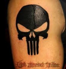 Punisher Tattoo Meaning 4