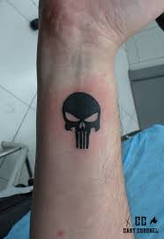 Punisher Tattoo Meaning 41