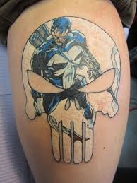 Punisher Tattoo Meaning 5