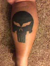 Punisher Tattoo Meaning 6